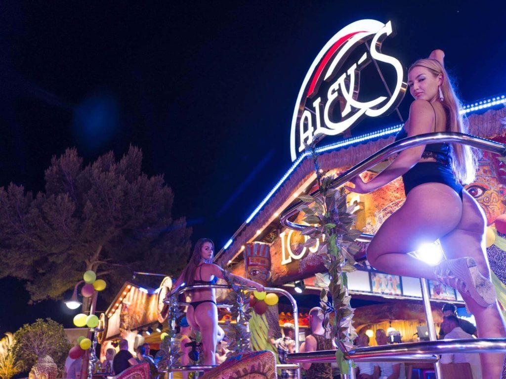 Alex's Lounge Bar Magaluf